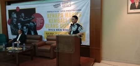 Rekomendasi Menteri PDIP Hak Prerogatif Megawati