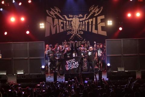 Band Taring Wakili Indonesia di Festival Musik Metal Terbesar Dunia