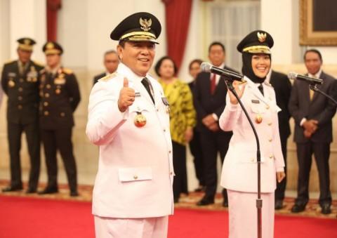 Gubernur Se-Sumatra Dukung Lampung Jadi Ibu Kota Negara