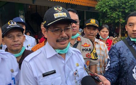 Wali Kota Jaksel Janjikan Seragam Korban Kebakaran Manggarai