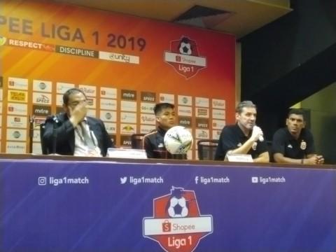Pelatih Persija: The Jak Ciptakan Atmosfer Layaknya Camp Nou