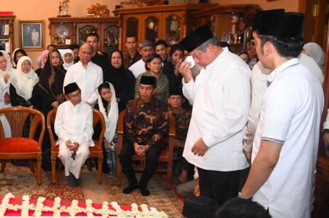 SBY Akui Bangkit dari Kesedihan