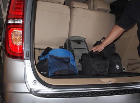 Manajemen Barang yang Benar di Bagasi Mobil