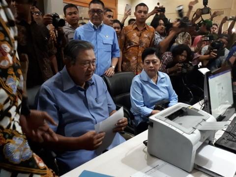 SBY Kenang Ani saat Getol Aktif di Media Sosial