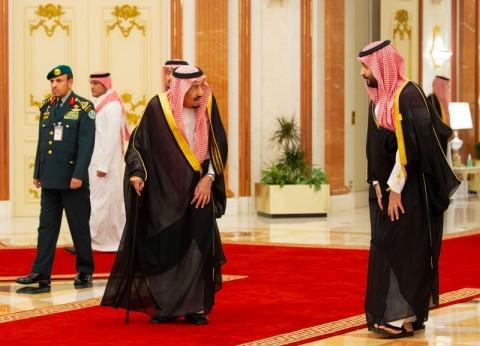 Putri Raja Salman Perintahkan Pekerja Cium Kakinya