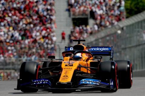 McLaren Pertahankan Dua Pembalapnya Sainz dan Norris