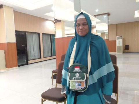 Jalan Panjang Penjual Nasi Kuning Naik Haji