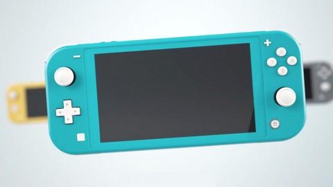Lebih Murah, Nintendo Perkenalkan Switch Lite