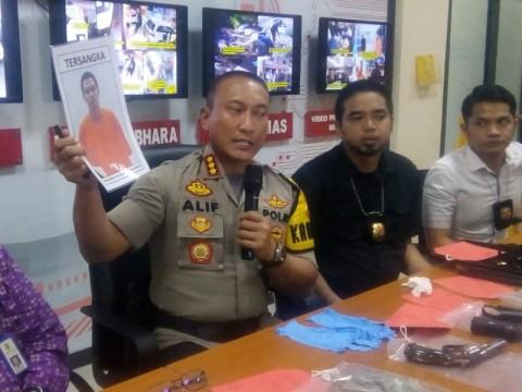 Kronologi Perampokan Emas 6 Kg di Tangerang