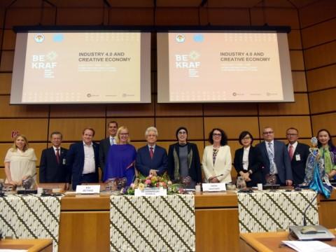 Indonesia Dorong Kerja Sama Industri 4.0 di PBB