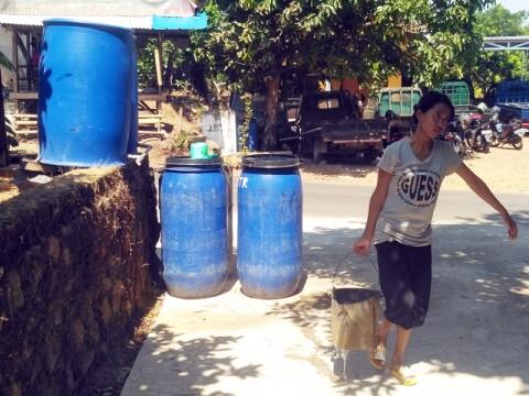 Bertahap Atasi Krisis Air dengan Dana Desa
