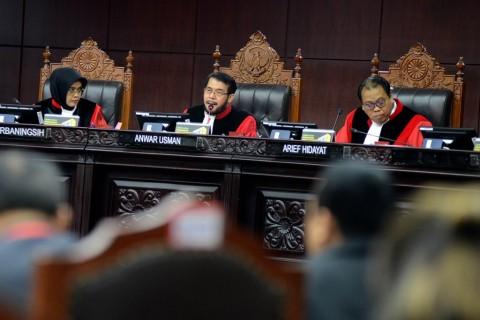 Majelis Tuding Kuasa Hukum PKB Memperkosa MK