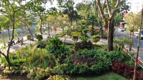 Wisata Perahu Akan Hadir di Taman Ngagel Surabaya