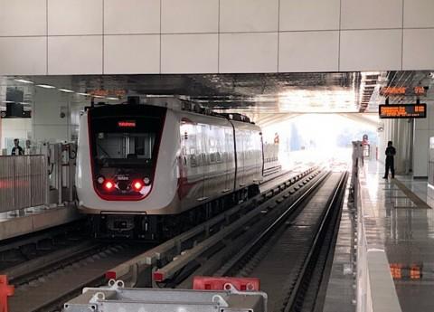 LRT Siap Beroperasi Komersial