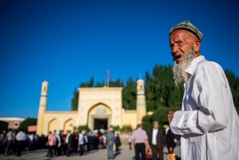 20 Negara Desak Tiongkok Akhiri Penahanan Warga Uighur
