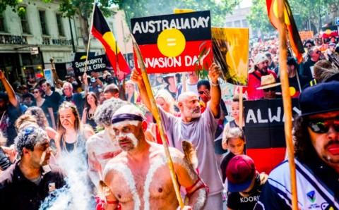 Australia Janjikan Referendum Pengakuan Aborigin dalam Konstitusi