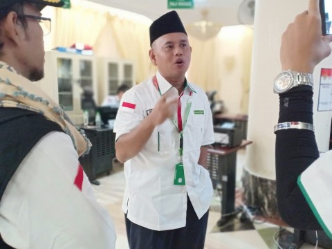 Jemaah Haji Indonesia Wajib Kenali Seragam Petugas