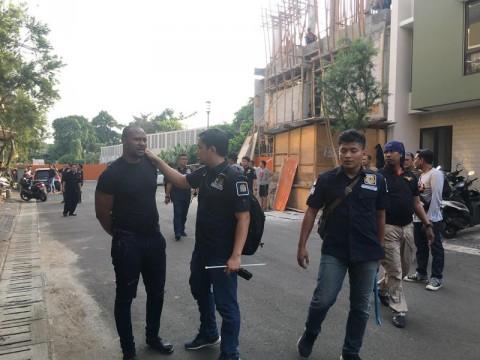 11 WNA Terjaring Razia Imigrasi di Tangerang Selatan