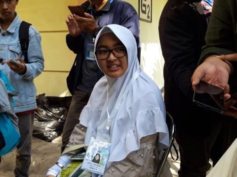 Azka, Calon Haji Termuda di Embarkasi Surabaya