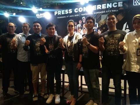 Konser Inspirasi Cinta Yovie and His Friends Berlanjut di Surabaya