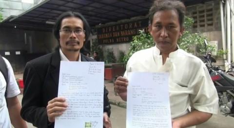 Pengancam Jokowi Yakin Tak Bersalah