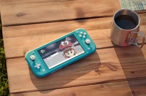 Nintendo Switch Lite tak Dukung Semua Game