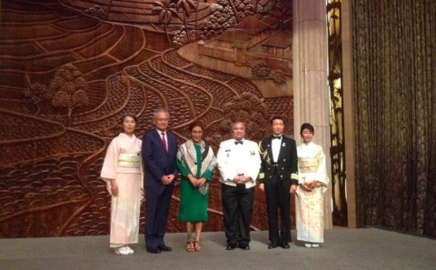Ciptakan Perdamaian, Jepang Perkuat Keamanan dengan RI