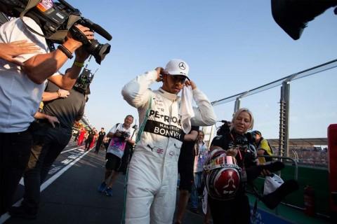 Lewis Hamilton Bertekad Bangkit di GP Inggris