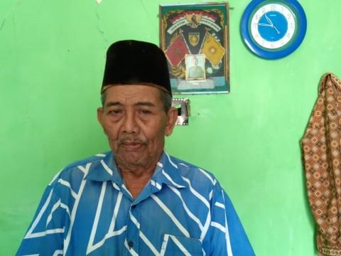 Veteran yang Jadi Calon Haji Tertua Cirebon