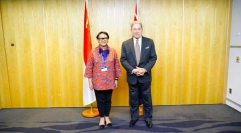 Indonesia, New Zealand Agree to Strengthen Strategic Partnership