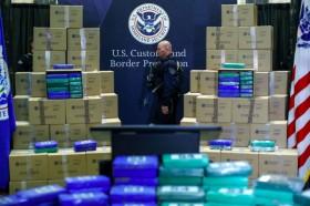 Kokain Senilai Rp3,2 Triliun Disita di Tengah Samudera Pasifik