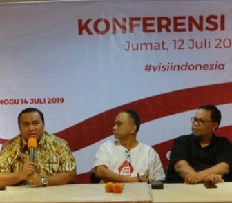 Jokowi Bakal Pidato Sebagai Presiden Terpilih di Sentul
