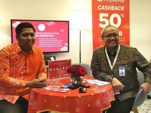 BI Gandeng Shopee Tingkatkan Jumlah UMKM Binaan <i>Go Digital</i>