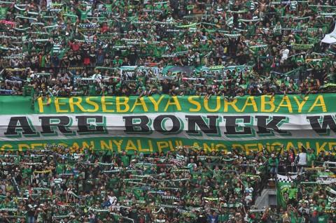 Tim Pelatih Persebaya Menyayangkan Bonek Dilarang ke Stadion