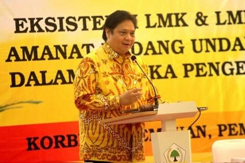 Airlangga Bantah Pemecatan Ketua DPD Golkar Perintahnya