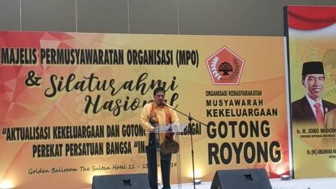 Golkar Siap Penuhi Kebutuhan Menteri Jokowi