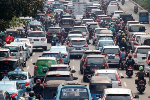 Sekitar 20 Juta Kendaraan Mencemari Udara Jakarta