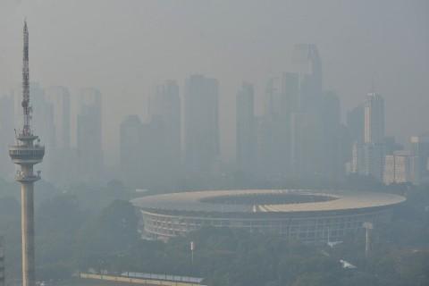 Strategi Pemprov DKI Jakarta Atasi Pencemaran Udara