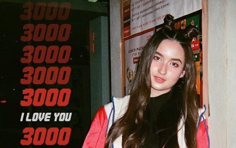 Kebahagiaan Stephanie Poetri Usai Lagu I Love You 3.000 Viral