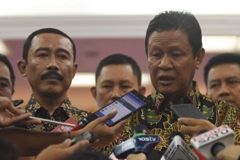 Isdianto Ditunjuk sebagai Plt Gubernur Kepulauan Riau