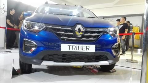 Impian Renault Indonesia Rakit Triber di Tanah Air