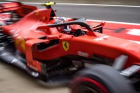 Giliran Duo Ferrari yang Dominasi FP3 GP Inggris