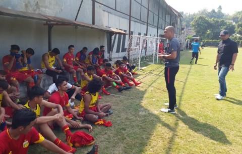 Bhayangkara FC U-20 kembali Raih Hasil Positif di Laga Uji Coba
