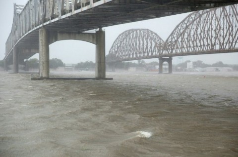 Badai Barry Tiba di Louisiana, Berpotensi Picu Banjir