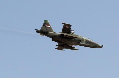 22 Warga Sipil Tewas dalam Serangan Udara di Suriah