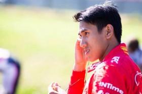 Sean Gelael Ambil Keputusan Berani dengan Mundur dari Balapan di Silverstone