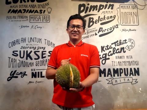 Cerita Sukses Sang Juragan Durian