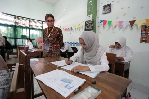 45.356 Calon Mahasiswa Ikut Seleksi Ujian Tulis UGM 2019