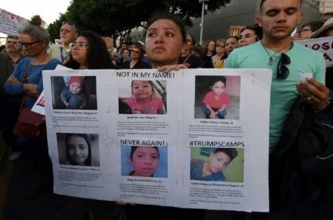 Jelang Razia Nasional, Ribuan Imigran AS Dicekam Ketakutan