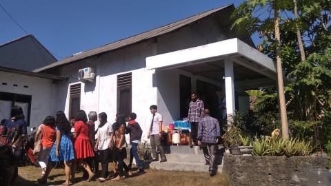 Jemaat Gereja di Sedayu Bantul Bisa Beribadah